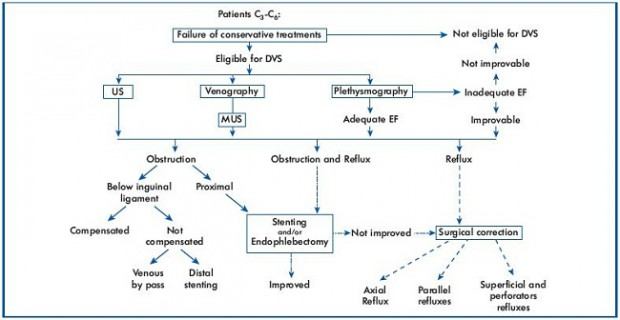 Figure 7. Diagnostic and therapeutic strategy.