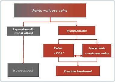 Duplex ultrasound investigation in pelvic congestion